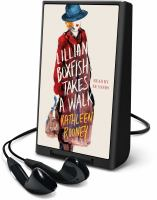 Cover image for Lillian Boxfish takes a walk [Playaway] : a novel