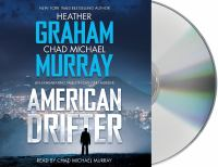 Cover image for American drifter [sound recording CD] : an exhilarating tale of love and murder
