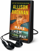 Cover image for Make them pay. bk. 12 [Playaway] : Lucy Kincaid series