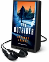 Cover image for The outsider [Playaway]