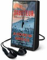 Cover image for The saboteur [Playaway]