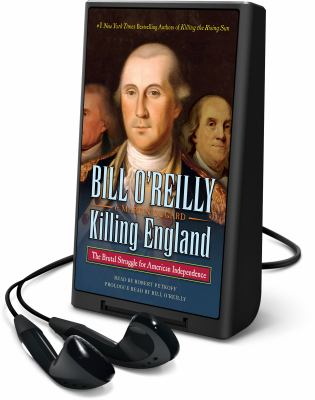 Cover image for Killing England [Playaway] : the brutal struggle for American independence
