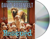 Cover image for Rescued. bk. 17 [sound recording CD] : Andy Carpenter series