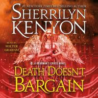 Cover image for Death doesn't bargain. bk. 2 [sound recording CD] : Deadman's cross series