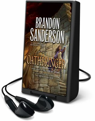 Cover image for Oathbringer. bk. 3 [Playaway] : Stormlight archive series