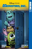 Cover image for Monsters, Inc. [graphic novel]