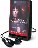 Cover image for Crispin. bk. 1 the cross of lead : Crispin series