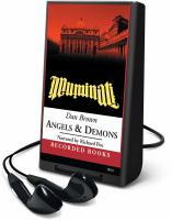 Cover image for Angels & demons. bk. 1 Robert Langdon series
