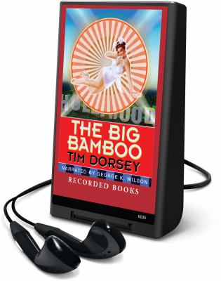 Cover image for The big bamboo. bk. 8 Serge Storms series