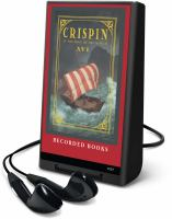 Cover image for Crispin. bk. 2 at the edge of the world : Crispin series