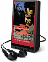 Cover image for The man who was Poe