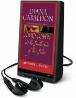 Cover image for Lord John and the brotherhood of the blade. bk. 2 Lord John Grey series
