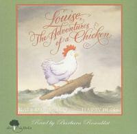 Imagen de portada para Louise, the adventures of a chicken
