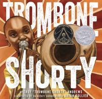 Cover image for Trombone Shorty [sound recording CD]