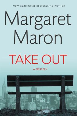 Cover image for Take out [large print] : a mystery