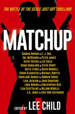 Cover image for MatchUp [large print]
