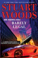 Cover image for Barely legal. bk. 1 [large print] : Herbie Fisher series