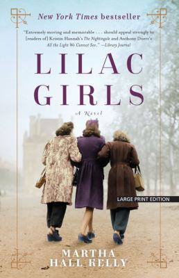 Cover image for Lilac girls [large print]