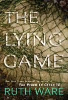 Cover image for The lying game [large print]