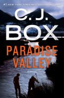 Cover image for Paradise valley. bk. 4 [large print] : Highway quartet series