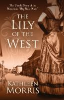 Cover image for The Lily of the West