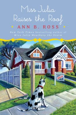 Cover image for Miss Julia raises the roof. bk. 20 [large print] : Miss Julia series