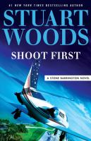 Cover image for Shoot first. bk. 45 [large print] : (think later)