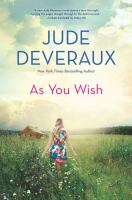 Cover image for As you wish. bk. 3 [large print] : Summerhouse series