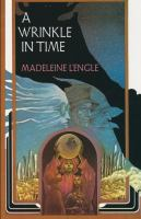Cover image for A wrinkle in time. bk. 1 [large print] : Murry family series