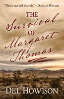 Cover image for The survival of Margaret Thomas
