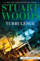 Cover image for Turbulence. bk. 46 [large print] : Stone Barrington series