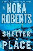 Cover image for Shelter in place [large print]