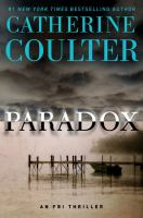 Cover image for Paradox. bk. 22 [large print] : FBI thriller series
