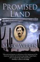 Cover image for Promised land. bk. 3 : Wyatt Earp, an American odyssey series