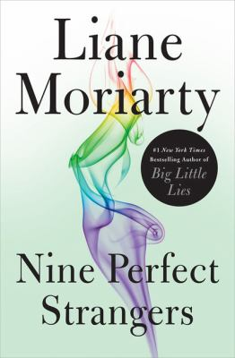 Cover image for Nine perfect strangers [large print]