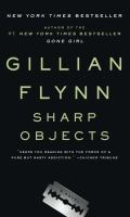 Cover image for Sharp objects [large print]