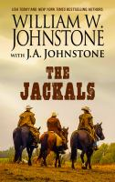 Cover image for The jackals [large print]