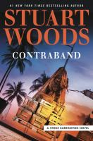 Cover image for Contraband. bk. 50 [large print] : Stone Barrington series