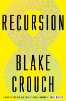Cover image for Recursion [large print]