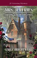 Cover image for Mrs. Jeffries and the alms of the angel. bk. 38 [large print] : Mrs. Jeffries series