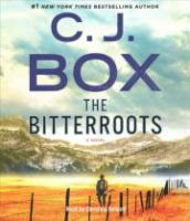 Cover image for The bitterroots. bk. 4 [large print] : Cassie Dewell series