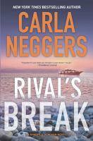 Cover image for Rival's break. bk. 9 [large print] : Sharpe & Donovan series