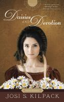 Cover image for Daisies and devotion. bk. 2 [large print] : Mayfield family series