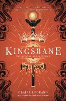 Cover image for Kingsbane. bk. 2 [large print] : Empirium trilogy