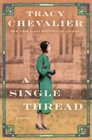 Cover image for A single thread [large print]