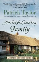 Cover image for An Irish country family. bk. 14 [large print] : Irish country series