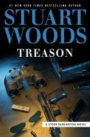 Cover image for Treason. bk. 52 [large print] : Stone Barrington series