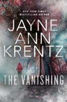 Cover image for The vanishing. bk. 1 Fogg Lake trilogy series