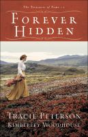 Cover image for Forever hidden. bk. 1 [large print] : Treasures of Nome series