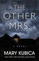 Cover image for The other Mrs. [large print]